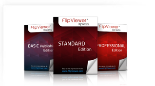 FlipViewer Xpress Creator Software